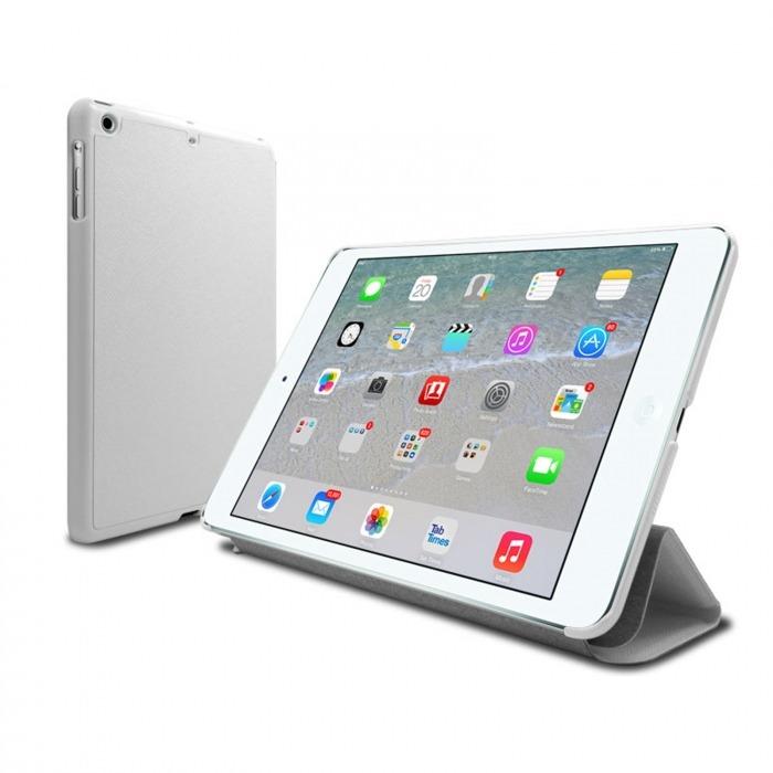 Visuel supplémentaire de Coque Smart Cover Stand iPad Mini Retina Blanche d697fca65d9