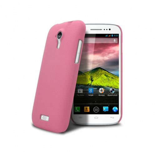 Coque Wiko Cink Five Sand Rose