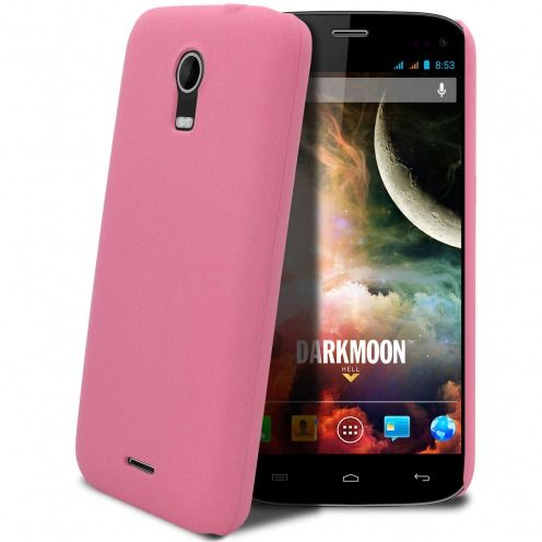 Coque Wiko Darkmoon Sand Rose