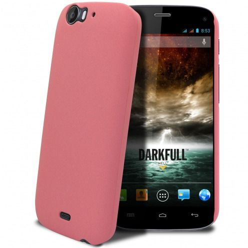 Coque Wiko Darkfull Sand Rose