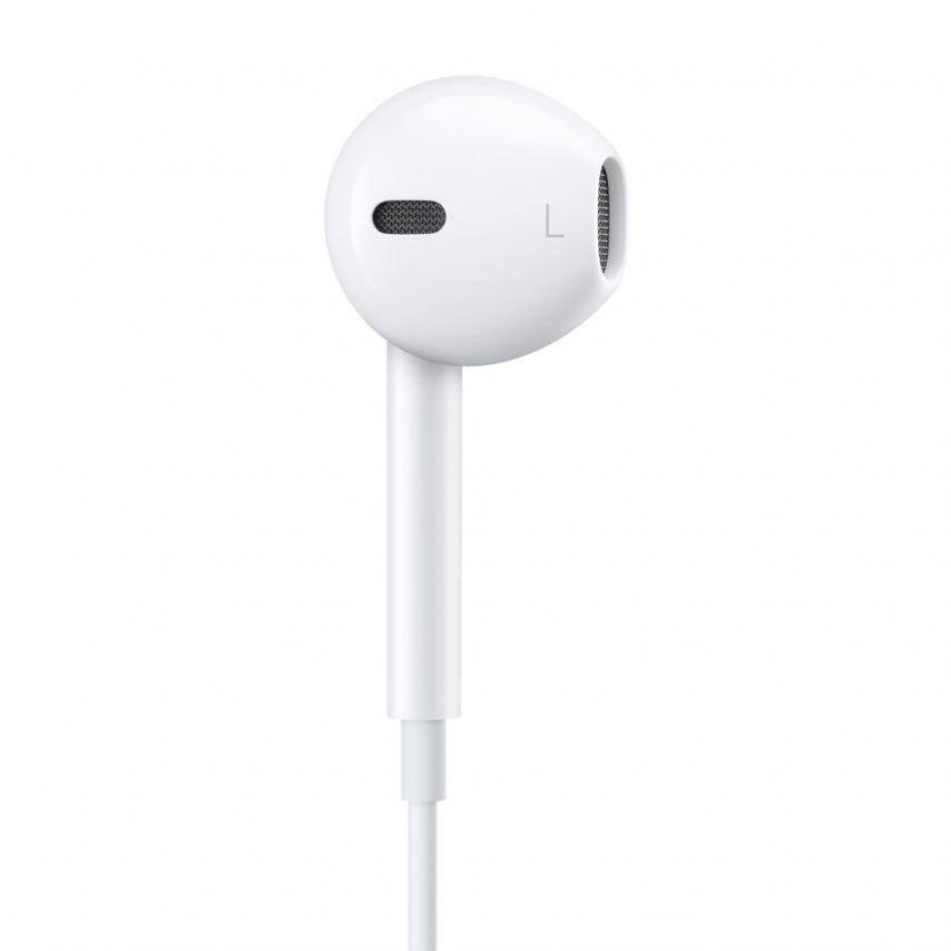 Visuel supplémentaire de Ecouteurs / Kit Piéton Apple EarPods avec Micro et Volume MD827ZMA