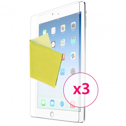 Films de protection Anti-Reflet iPad Air Clubcase ® Lot de 3