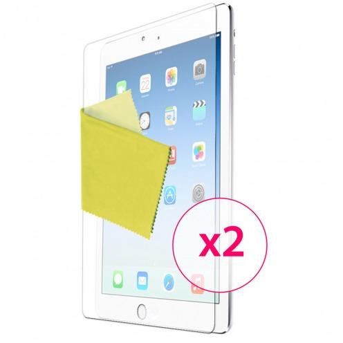 Zoom sur Films de protection Anti-Reflet iPad Air Clubcase ® Lot de 2