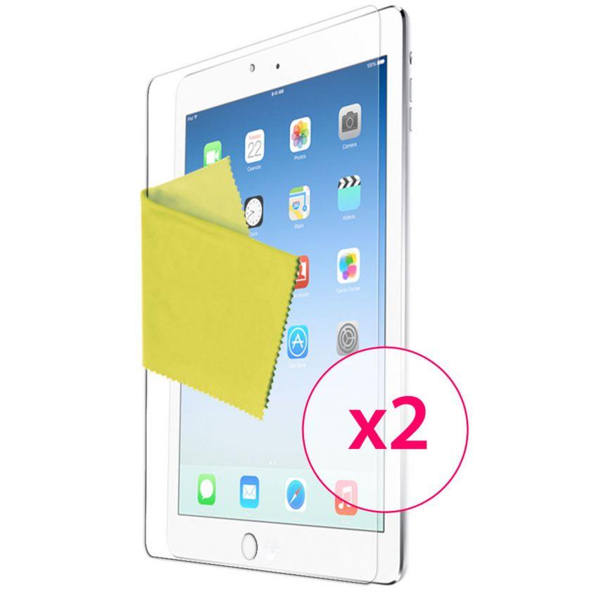 Zoom sur Films de protection anti traces de doigts iPad Air Clubcase ® Lot de 2