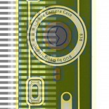 Visuel unique de Housse Silicone Camera Bleue pour iPhone 4S / 4
