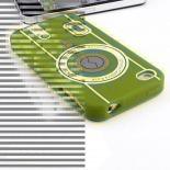 Visuel supplémentaire de Housse Silicone Camera Bleue pour iPhone 4S / 4
