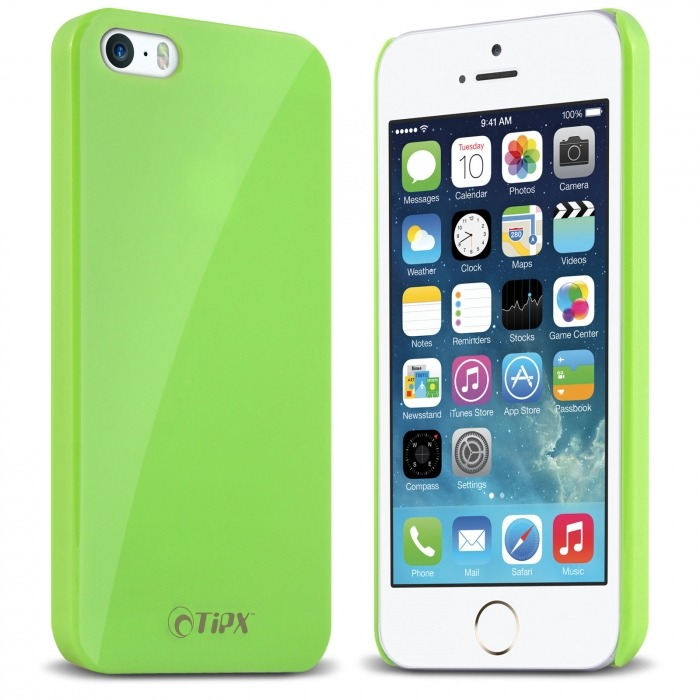coque iphone 8 couleur verte