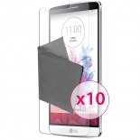 Zoom sur Films de protection LG G3 Clubcase ® HD Lot de 10