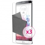 Zoom sur Films de protection LG G3 Clubcase ® HD Lot de 3