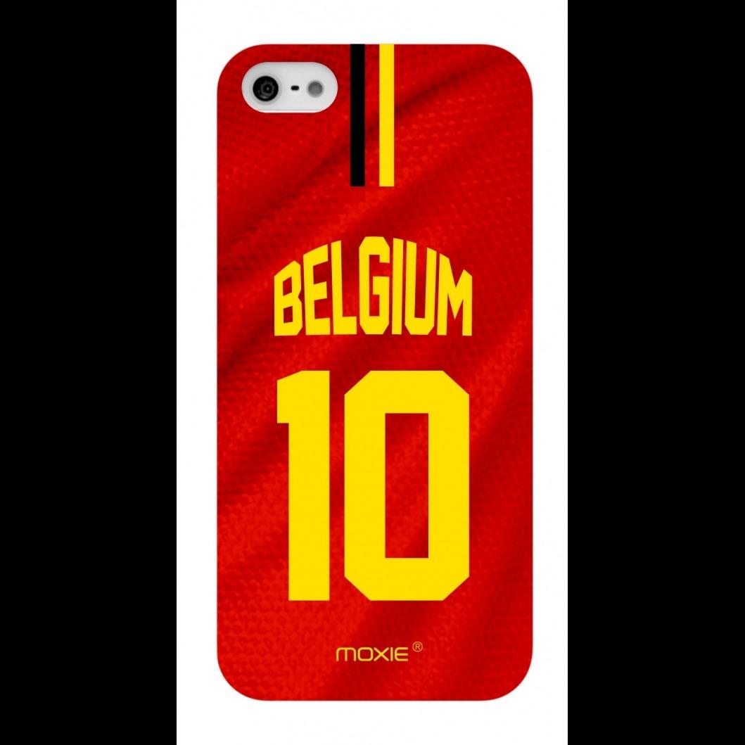 coque iphone 5s 5 edition limitee copa do mundo belgique 2014
