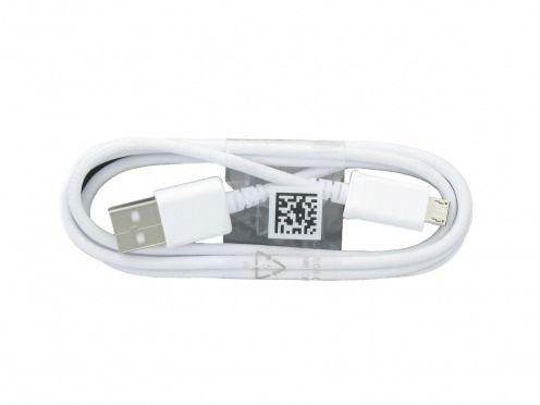 Visuel unique de Câble Data USB à Micro USB Origine Samsung ECB-DU4AWE 1.0M Blanc