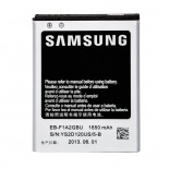 Zoom sur Batterie d'Origine Samsung EB-F1A2GBU (1650 mAh) Pour Galaxy S2 / Plus - i9100/i9105/i9103/GC100