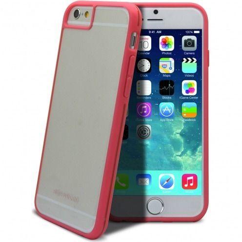 Coque iPhone 6S/6 X-Doria® Scene Crystal Bi-Matière Rose