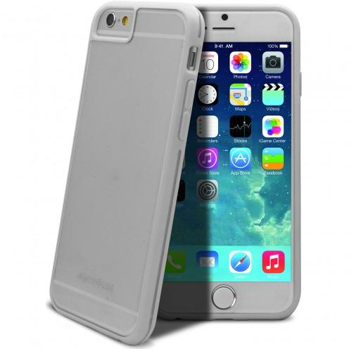 Vue complémentaire de Coque iPhone 6 X-Doria® Scene Crystal Bi-Matière Blanc