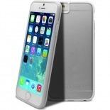 Photo réelle de Coque iPhone 6 X-Doria® Scene Crystal Bi-Matière Blanc
