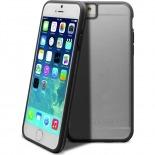 Photo réelle de Coque iPhone 6 X-Doria® Scene Crystal Bi-Matière Noir