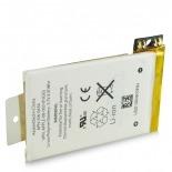 Vue complémentaire de Batterie d'Origine Apple pour Apple iPhone 3GS - APN: 626-0433 1220 mAh