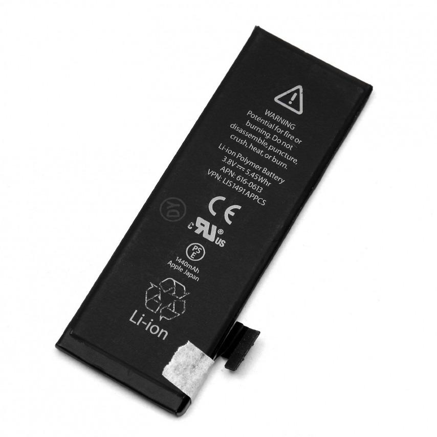 Visuel supplémentaire de Batterie d'Origine Apple pour Apple iPhone 5C - APN: 616-0667 1510 mAh