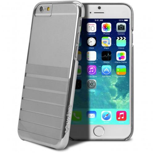 Vue complémentaire de Coque iPhone 6 X-Doria® Engage Plus Crystal Chrome Argent