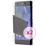 Zoom sur Films de protection Anti-Reflet Sony Xperia Z2 Clubcase ® Lot de 2