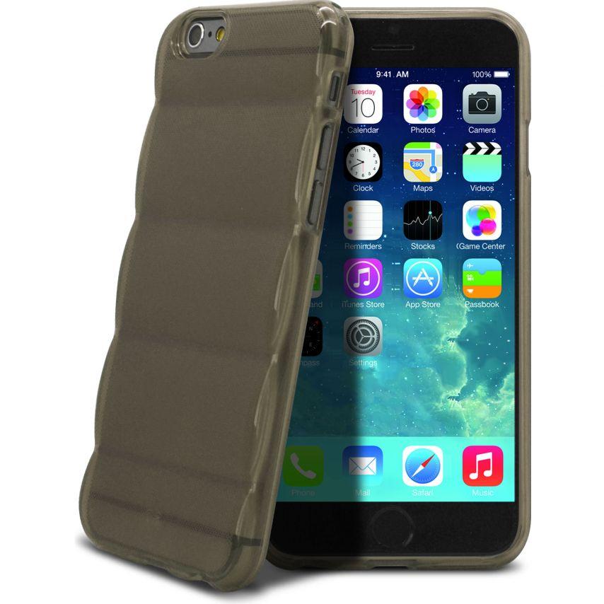 Visuel supplémentaire de Coque iPhone 6 Gel Air Bump Grip Fumé