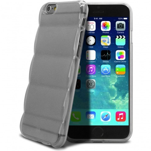 Coque iPhone 6S/6 Gel Air Bump Grip Transparent