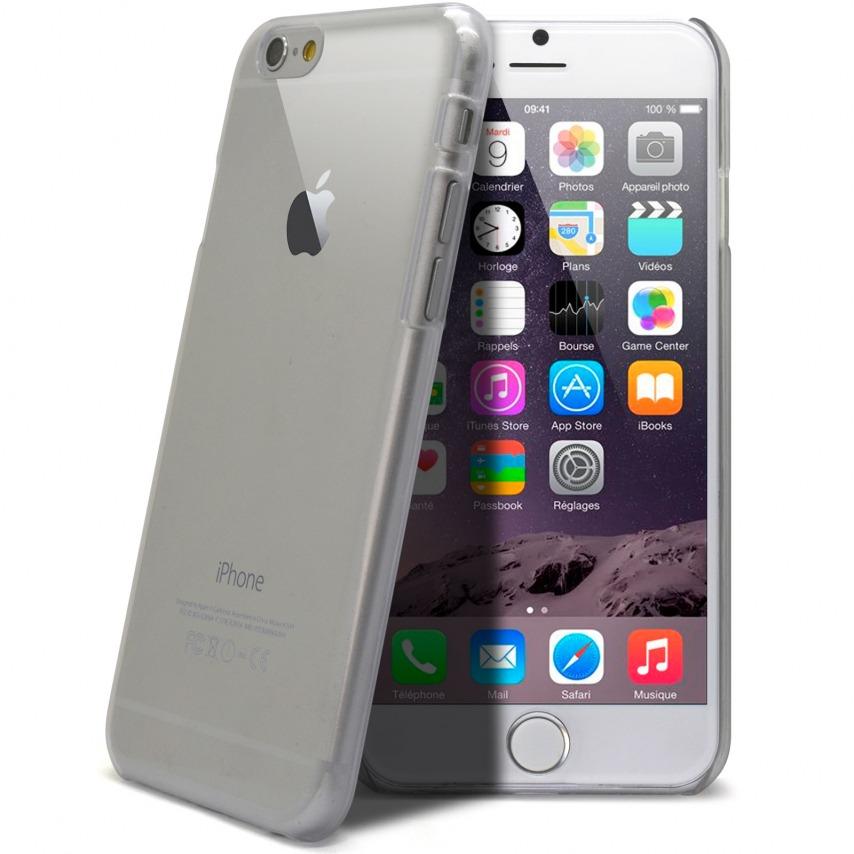 Visuel supplémentaire de Coque Crystal iPhone 6 Extra Fine Transparente
