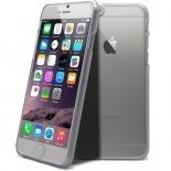Vue complémentaire de Coque Crystal iPhone 6 Extra Fine Transparente