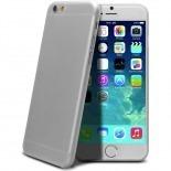 Visuel supplémentaire de Coque Ultra Fine 0.3mm Frost iPhone 6 Plus Blanc