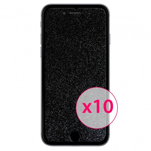 Visuel unique de 10 Films de protection DIAMANT HQ pour iPhone 6