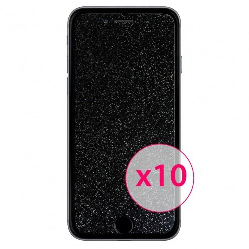 Visuel unique de 10 Films de protection DIAMANT HQ pour iPhone 6 Plus
