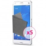 Zoom sur Films de protection Sony XPERIA Z3 Compact Clubcase ® HD Lot de 5
