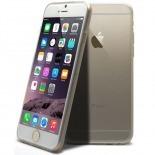 """Vue complémentaire de Coque Ultra Fine 0.5mm Souple """"Crystal Clear"""" pour iPhone 6 Plus"""