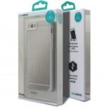 Visuel supplémentaire de Coque iPhone 6 X-Doria® Scene Crystal Bi-Matière Blanc