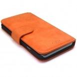 Visuel supplémentaire de Smart Cover iPhone 6 Plus Peau de pêche Mandarine