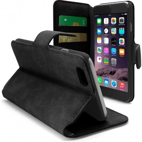 Smart Cover iPhone 6 Plus Peau de pêche Mûre