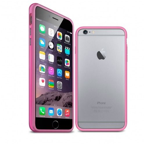 Coque Bumper iPhone 6 Plus HQ Rose