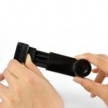 Zoom sur Support voiture Nanohold Grille Ventilateur Rotatif Universel