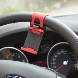 Vue complémentaire de Support voiture Steerhold pour volant Universel - 5,5cm a 7,5cm