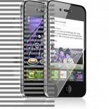 Zoom sur 5 Films de protection HQ pour iPhone 4