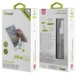 Vue complémentaire de Kit De Nettoyage Ecran 35ml Muvit Universel Smartphone et Tablette