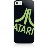 Visuel unique de Coque iPhone 5 / 5S Gear4 Collector ATARI Noir Vert