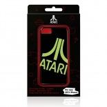 Visuel supplémentaire de Coque iPhone 5 / 5S Gear4 Collector ATARI Noir Vert