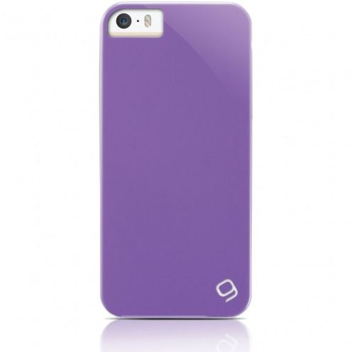 Coque iPhone 5 / 5S / SE Gear4® Pop Colors Violet