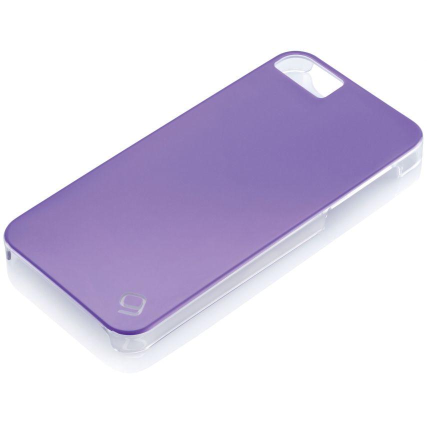 Visuel supplémentaire de Coque iPhone 5 / 5S Gear4 Pop Colors Violet