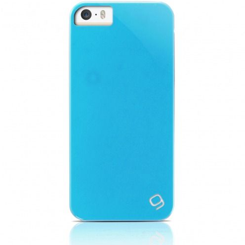 Visuel unique de Coque iPhone 5 / 5S Gear4 Pop Colors Bleu
