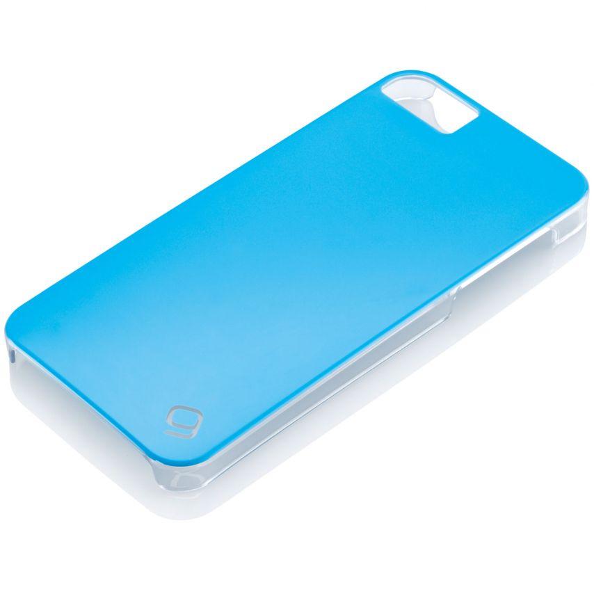 Visuel supplémentaire de Coque iPhone 5 / 5S Gear4 Pop Colors Bleu