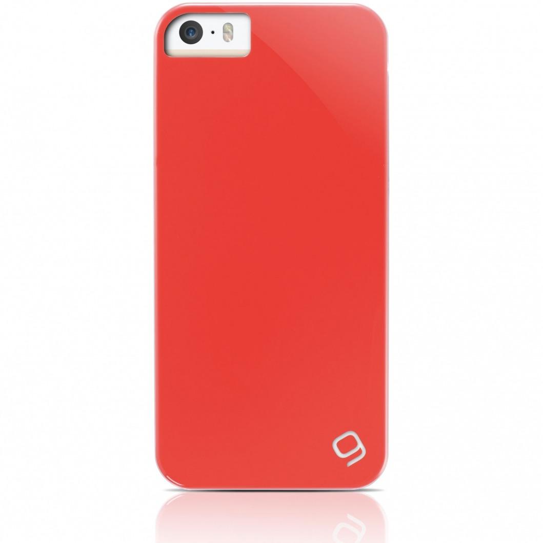 Coque iPhone 5 / 5S / SE Gear4® Pop Colors Rouge | Clubcase.fr