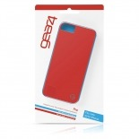 Vue complémentaire de Coque iPhone 5 / 5S Gear4 Pop Colors Rouge