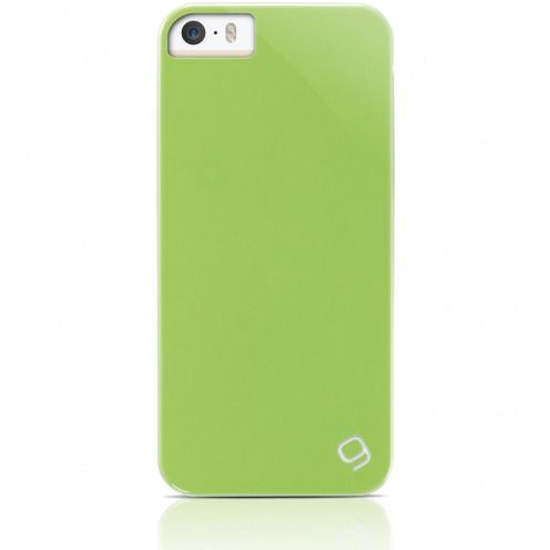 Visuel unique de Coque iPhone 5 / 5S Gear4 Pop Colors Vert